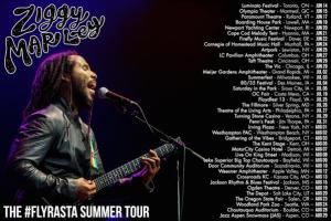 Ziggy Marley Tour